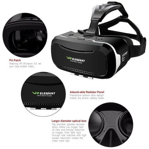 Elegiant 3D VR - Produktübersicht