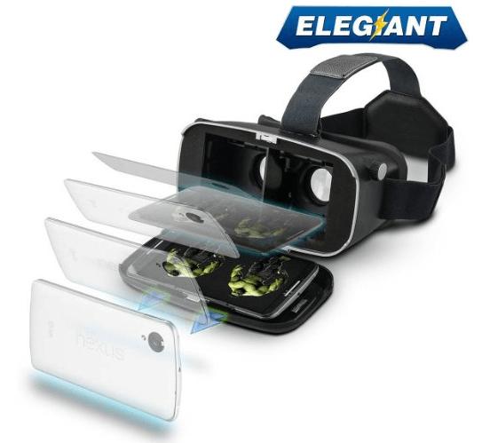 Elegiant Universal 3D VR