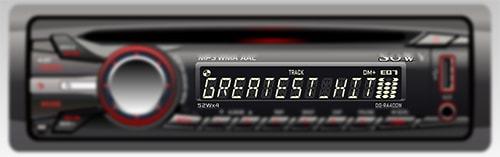 Display Auflösung Autoradio