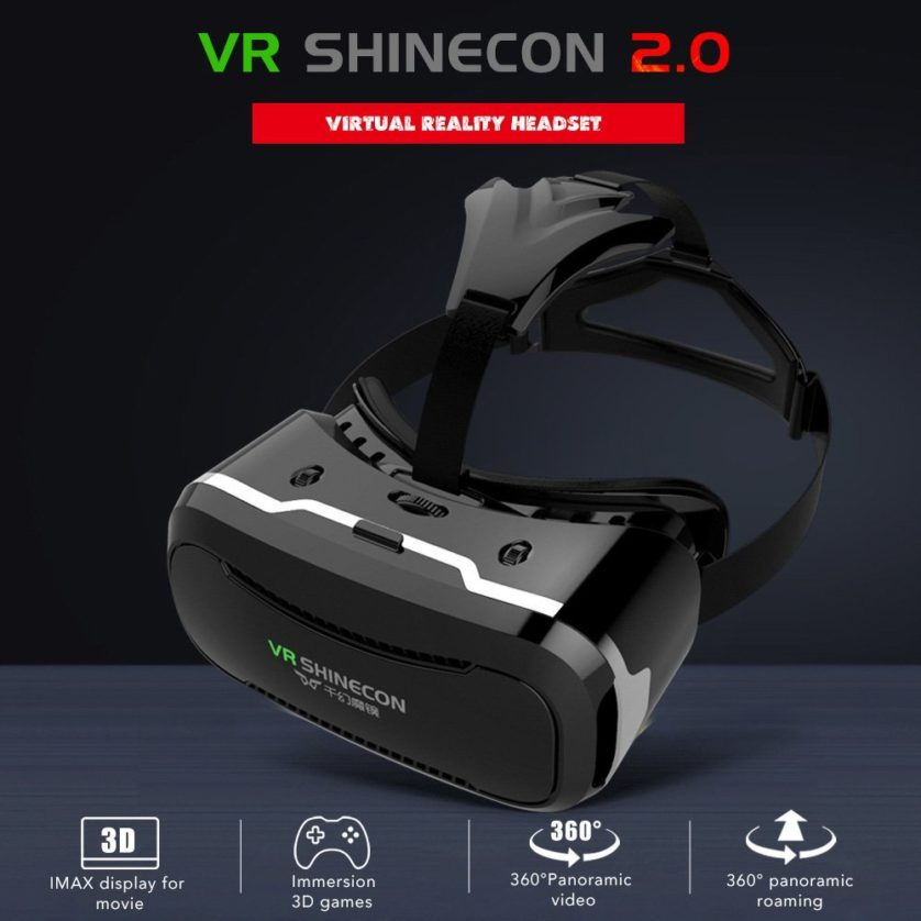 VR Shinecon 2.0 virtual reality headset