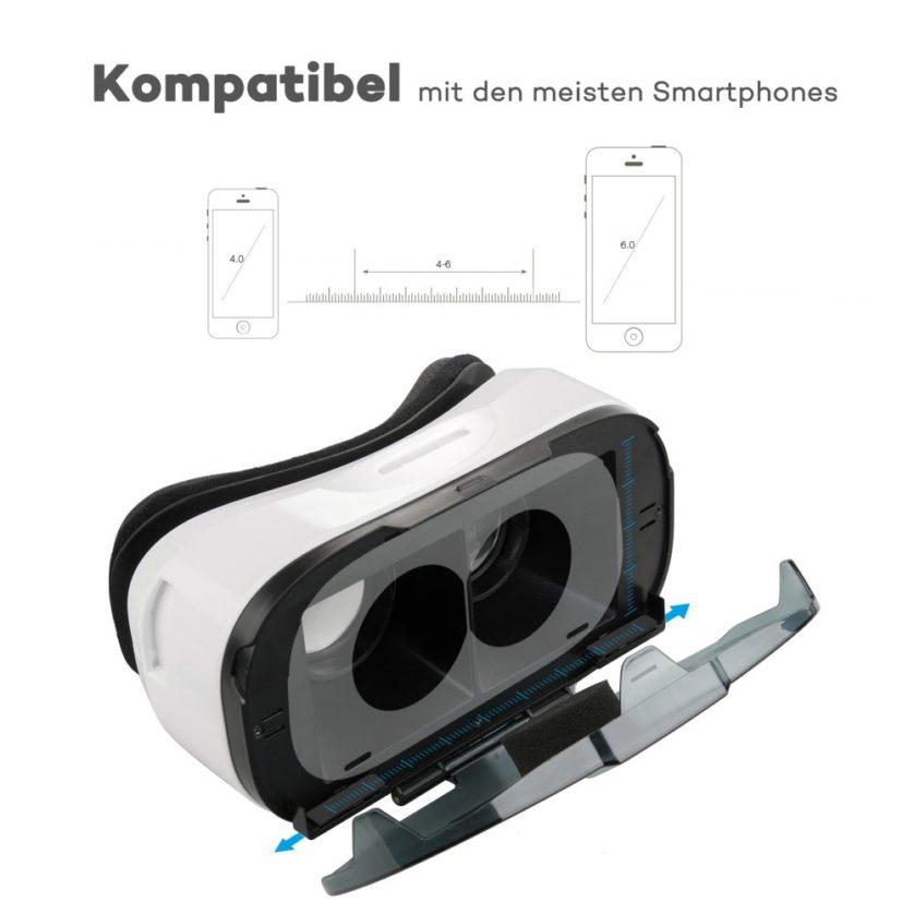HooToo 3D VR Box Smartphones