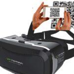 Tepoinn 3D VR QR Code