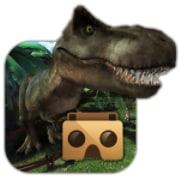 Jurassic VR Google Cardboard App