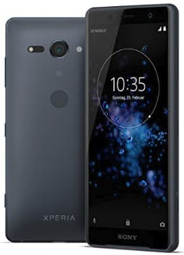 Sony Xperia XZ2 Compact Front Back