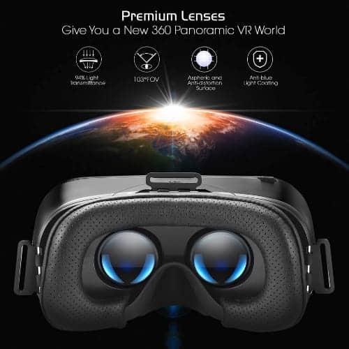 DESTEK V4 VR-Brille