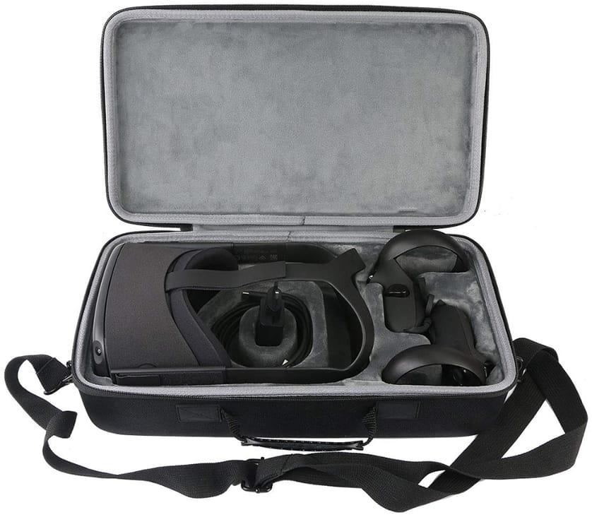 Oculus Quest VR Brille Hülle zum Mitnehmen