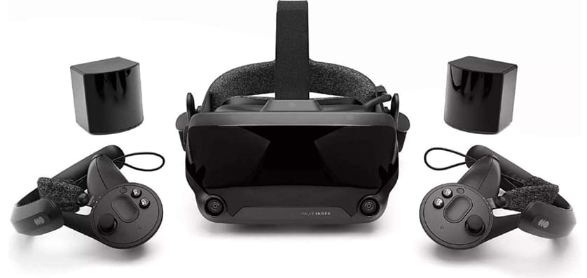 Valve Index VR Brille