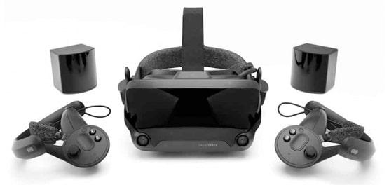 Valve Index VR Headset Virtual Reality VR-Brille