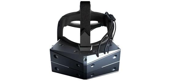 StarVR One VR Headset Virtual Reality VR-Brille